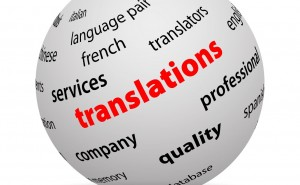 Translation and Paralegal Services